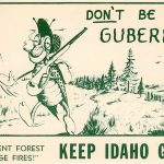 Historic image form Keep Idaho Green.