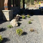 Firewise Demonstration garden at Tamarack Resort, Donnelly, ID.