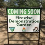 Firewise Demonstration Garden at Zoo Idaho, Pocatello, ID.