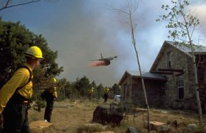 Fighting wildfires is a dangerous, complex and constantly evolving task.