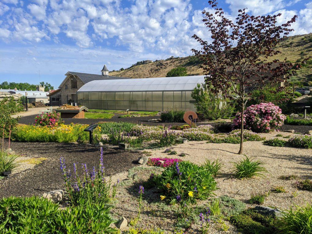 Idaho Firewise Garden, Firewise Landscaping